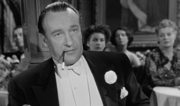 movies, celebs, All About Eve, george sanders as addison dewitt