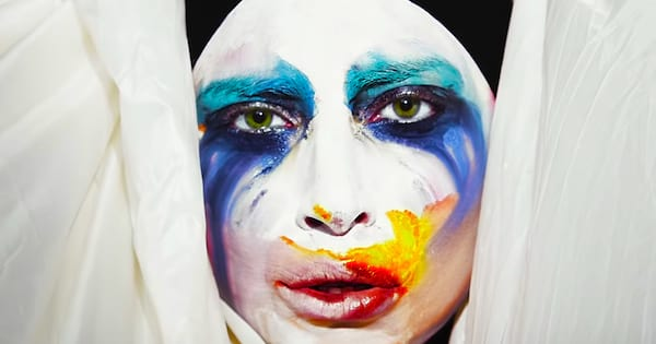lady gaga, pop, art, paint, hero, creative, dreams, Music, color, face, applause, artpop, gaga