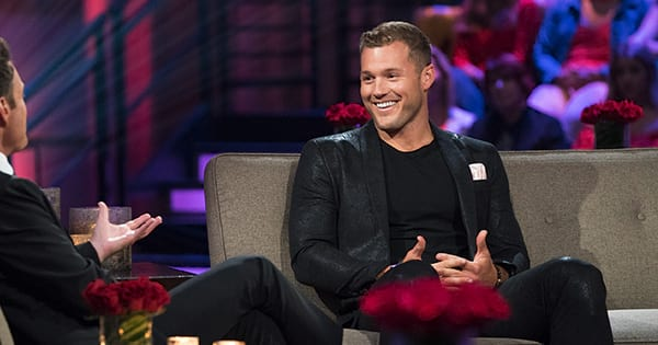 2018, colton underwood, jason tartick, becca kufrin, spoilers, Bachelorette men tell all photos