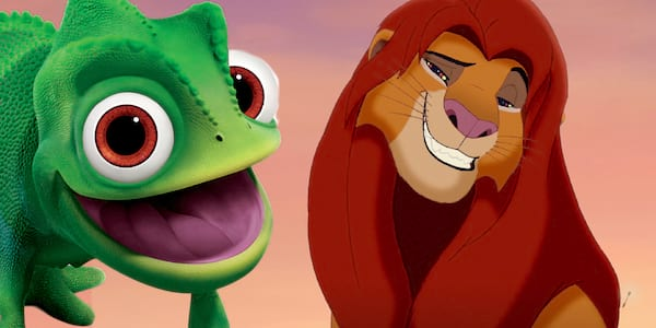 disney animal hybrid personality quiz, pascal, King Lion