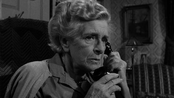 tv, The twilight Zone, gladys cooper, the long distance call