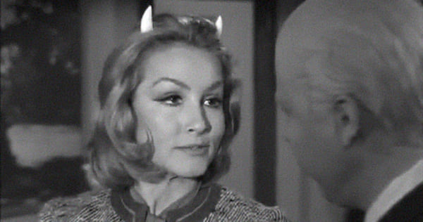 tv, The twilight Zone, julie newmar