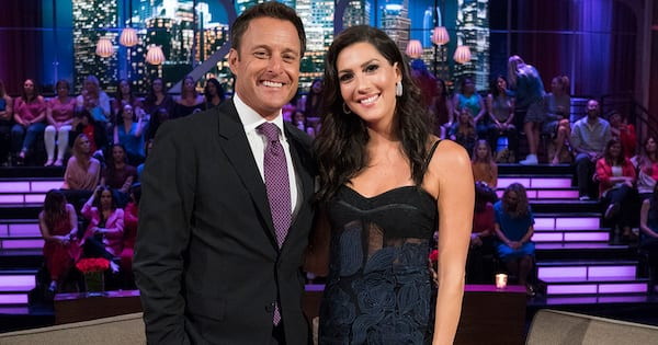 The Bachelorette finale date time spoilers, becca kufrin, chris harrison, men tell all, after the final rose, Promo Photos