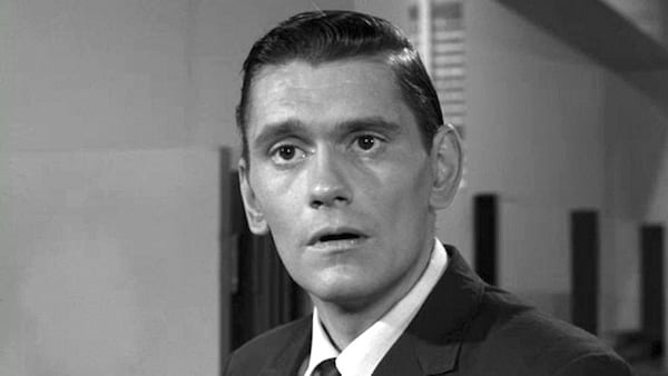 tv, The twilight Zone, dick york, a penny for your thoughts