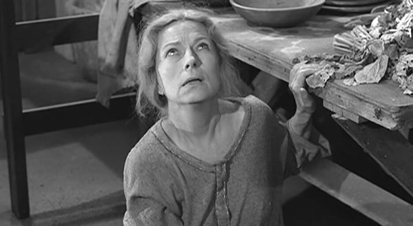 tv, The twilight Zone, agnes moorehead, the invaders
