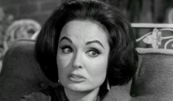 tv, The twilight Zone, ann blyth, the queen of the nile