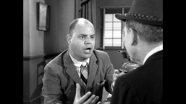 tv, The twilight Zone, don rickles