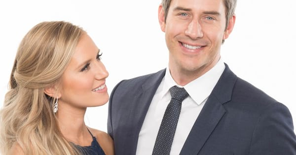 abc promo photos of Arie Luyendyk Jr. and Lauren Burnham for after the final rose special, engaged, are arie and lauren still together