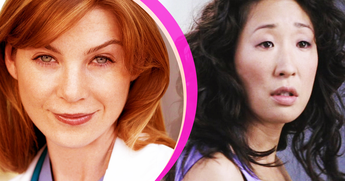 Best grey's anatomy characters of all time, ranked, meredith grey, Cristina Yang