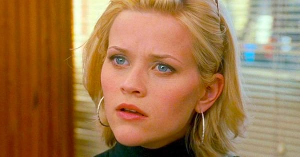 blonde woman, ., SoSo, Southern, South, teacher, smart, confused, upset, reese witherspoon
