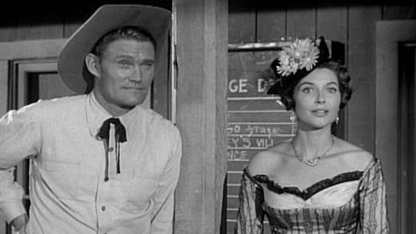 tv, the rifleman, chuck connors