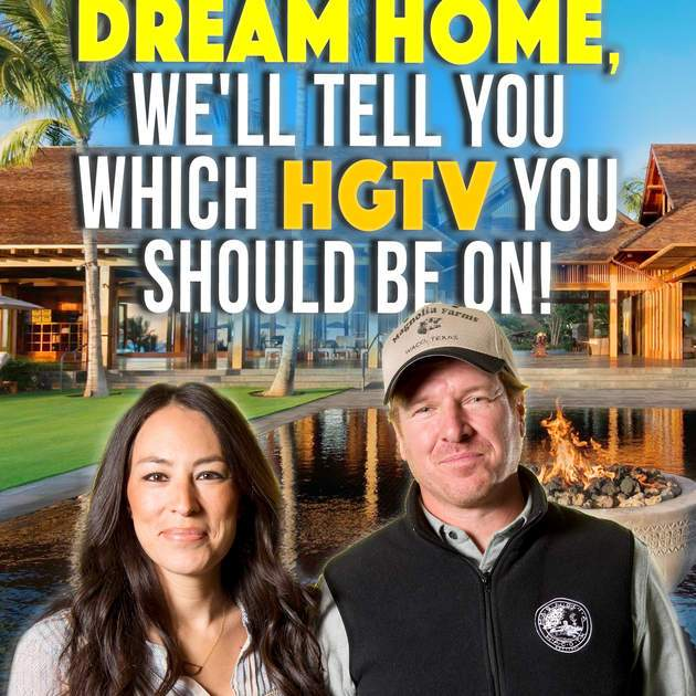 Quiz: Build Your Dream Home, We'll Tell You Which HGTV You