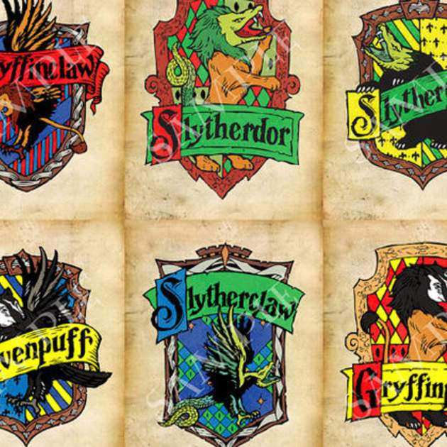 Quiz: Everyone Is A Hybrid Of Two Hogwarts Houses  Which Are