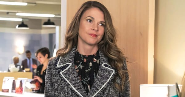Sutton Foster as Liza Miller in TV Land's Younger