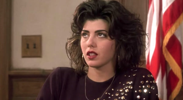 movies, My Cousin Vinny, marissa tomei