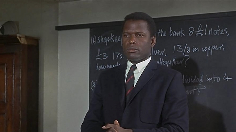 movies, celebs, to sir with love, sidney poitier