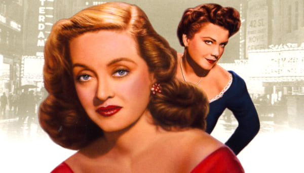 ., baby boomer photo, movies, celebs, All About Eve, Bette Davis, anne baxter