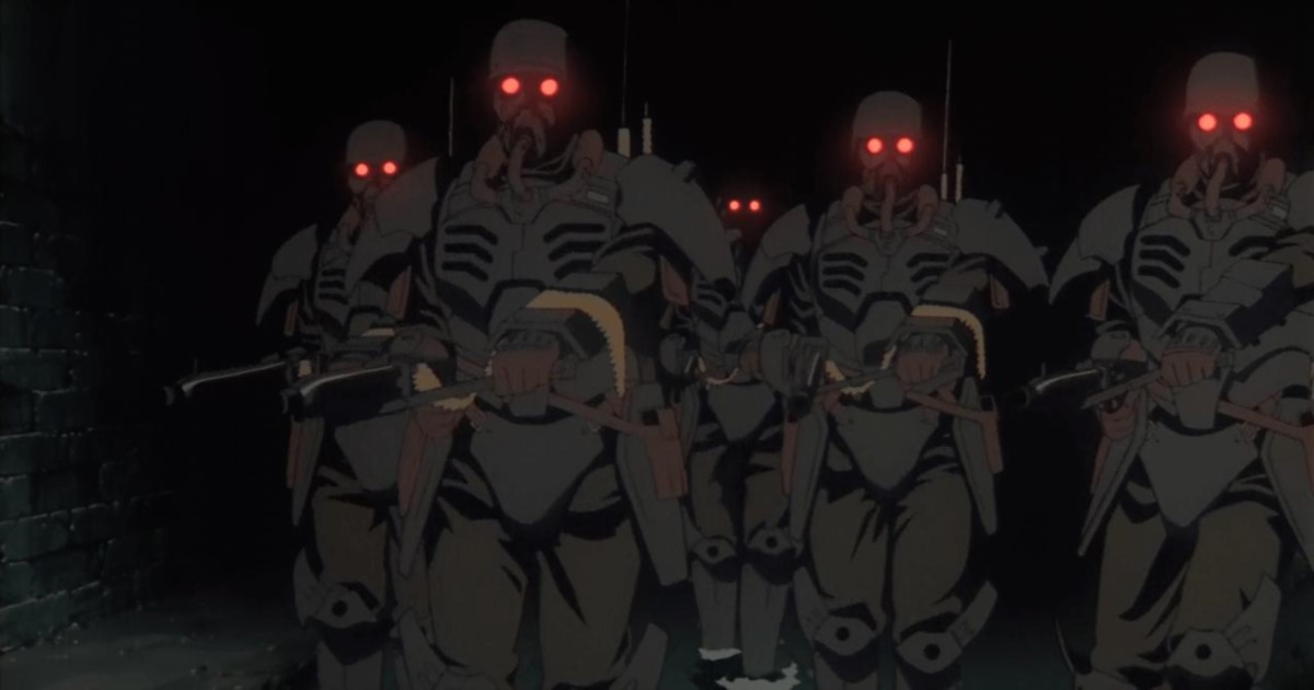 Jin-Roh: The Wolf Brigade, anime, movies