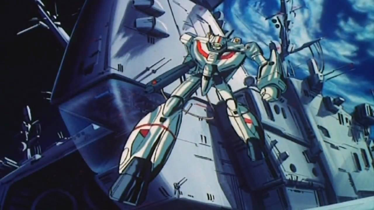 The Super Dimension Fortress Macross, anime, movies
