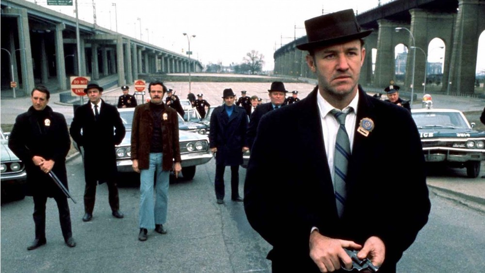 movies, the french connection, Gene Hackman