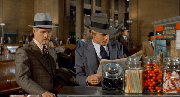 movies, celebs, the sting, paul newman, robert redford