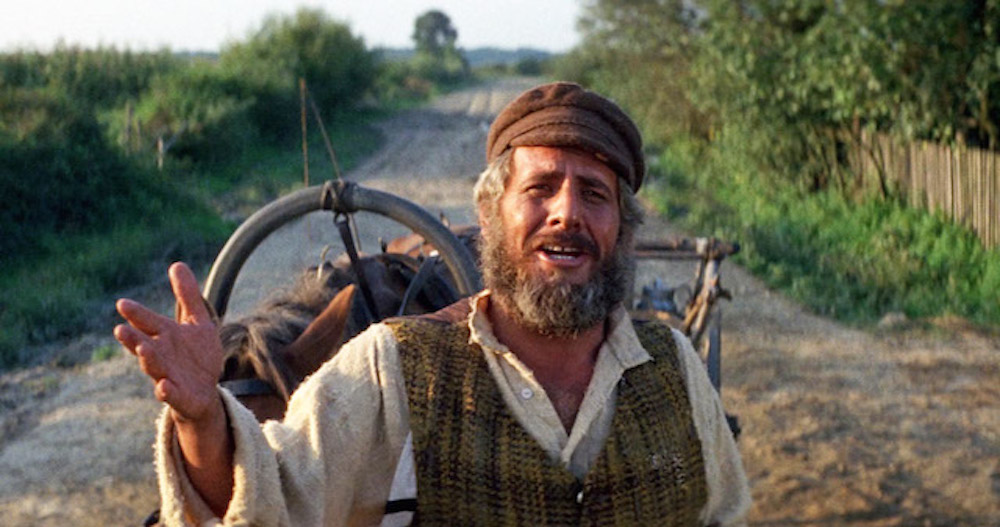 movies, fiddler on the roof, 1971
