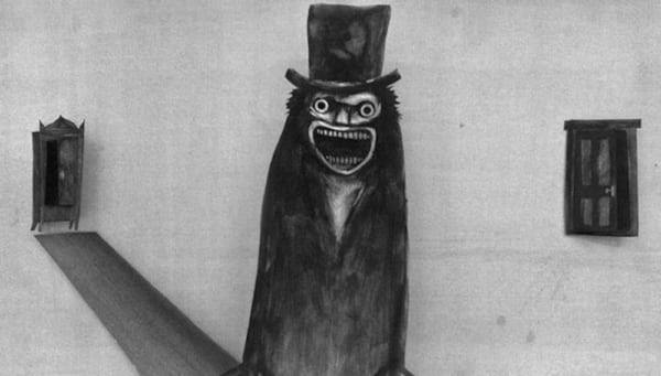 movies, horror, The Babadook, 2014