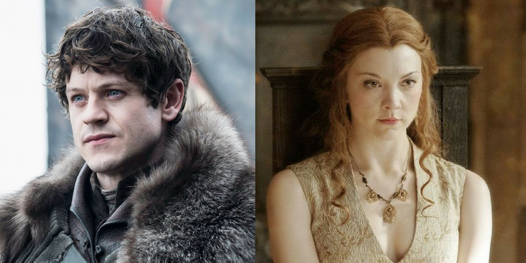 tv, game of thrones, ramsay bolton, margaery tyrell