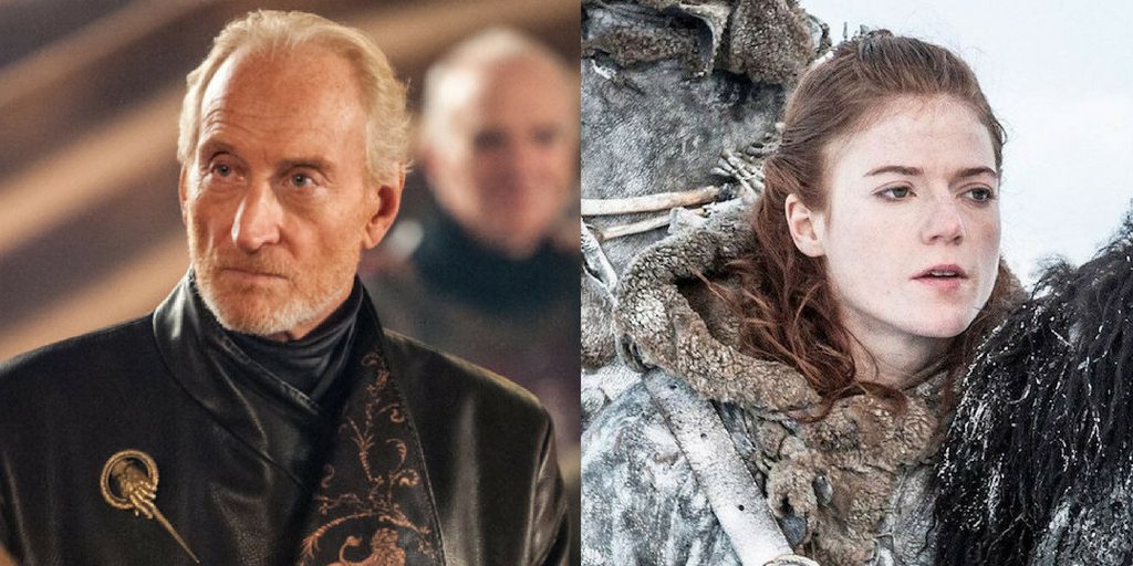 tv, game of thrones, tywin lannister, ygritte