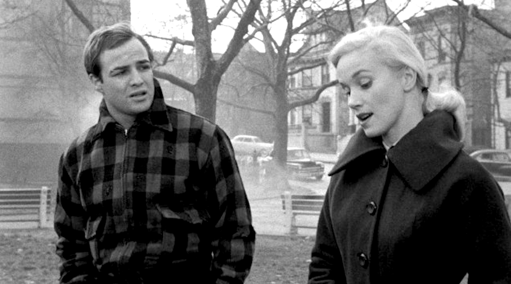 movies, celebs, on the waterfront, marlon brando, eva marie saint