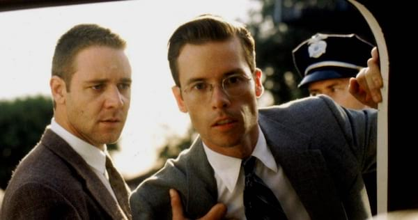 movies, celebs, l.a. confidential, Russell Crowe, guy pearce