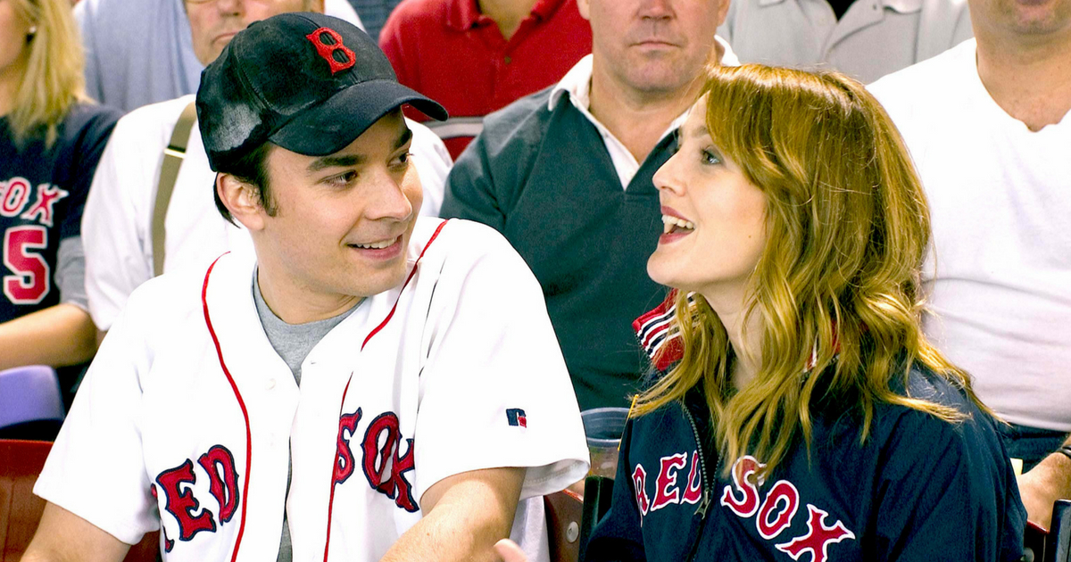 Drew Berrymore, red sox, boston, massachusetts, liz, geo