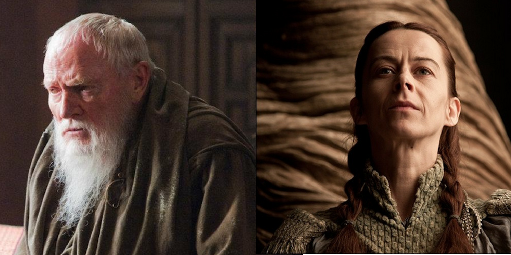 tv, game of thrones, grand maester pycelle, lysa arryn
