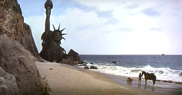 movies, planet of the apes, 1968, Sci-Fi