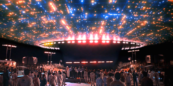 movies, Close Encounters of the Third Kind, 1977, Sci-Fi