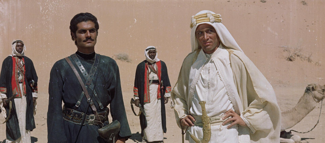 movies, celebs, Lawrence of Arabia, peter o'toole, omar sharif, 1962
