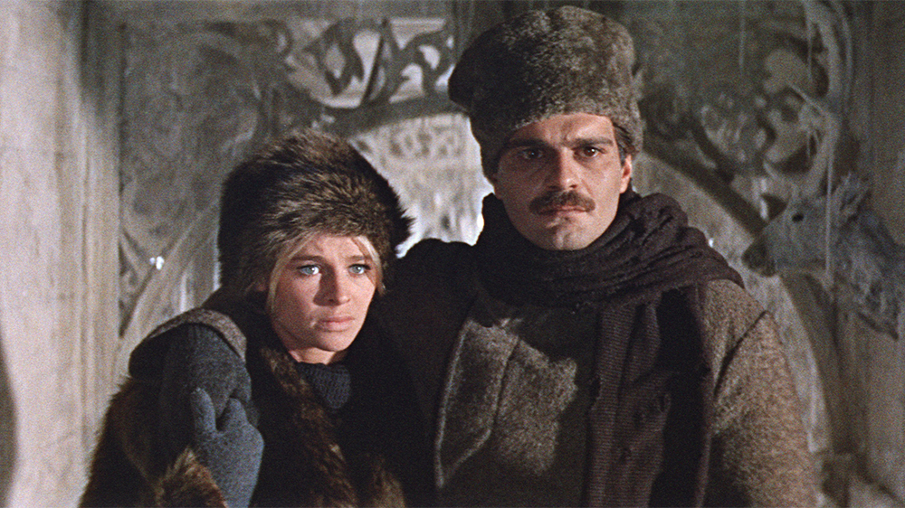 movies, celebs, doctor zhivago, omar sharif, 1965
