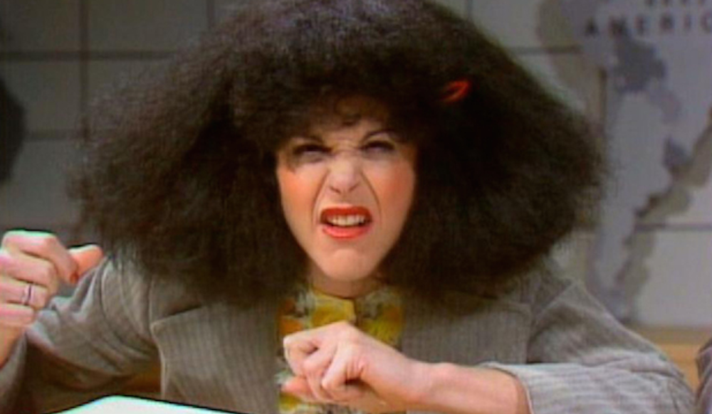 tv, celebs, saturday night live, gilda radnar