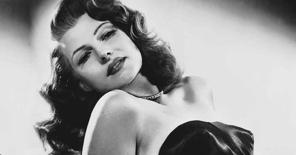 Rita Hayworth, film noir, classic movies, femme fatale, old hollywood, 1940s, noir actress, hero