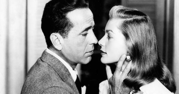 hero, romance, couple, old hollywood, classic movies, Lauren Bacall, film noir, Humphrey Bogart