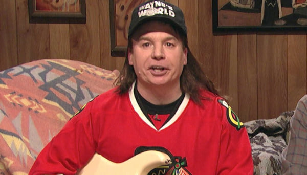tv, saturday night live, celebs, mike myers
