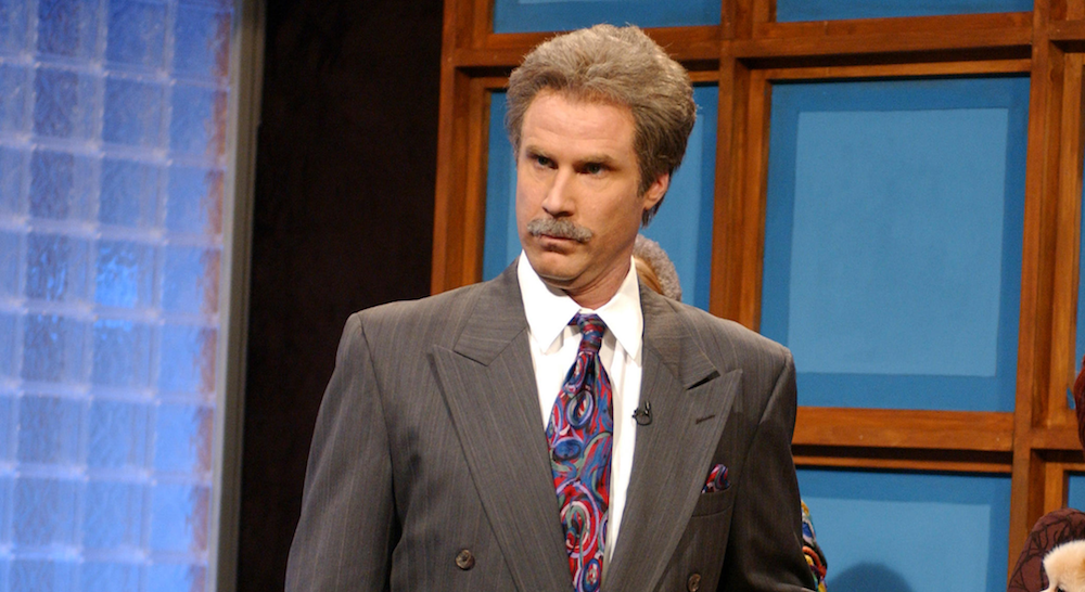 tv, saturday night live, celebs, will ferrell as alex trebek