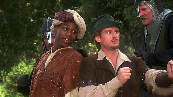 movies, celebs, Robin Hood: Men in Tights, 1993, cary elwes, dave chappelle