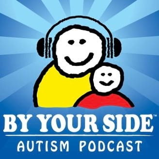 Cover art for By Your Side Autism Podcast