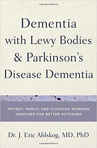 Dementia With Lewy Bodies and Parkinson's Disease book cover