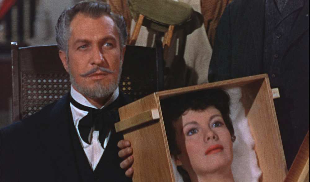movies, celebs, House of Wax, vincent price, 1953, horror