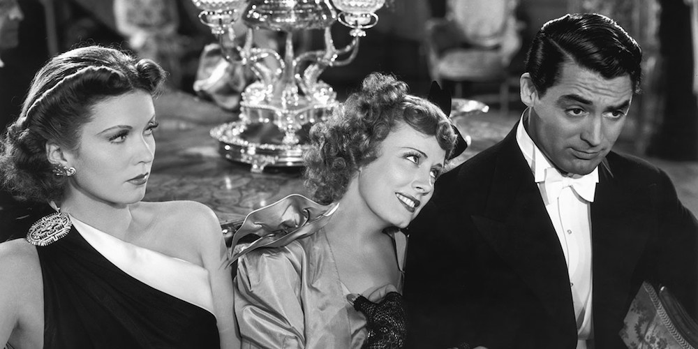 movies, celebs, the awful truth, irene dunne, Cary Grant, 1938