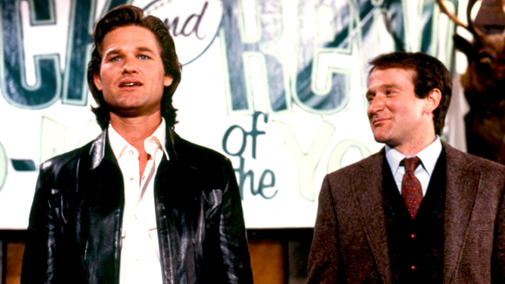 movies, celebs, the best of times, 1986, Kurt Russell, robin williams