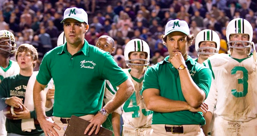 movies, we are marshall, 2006, Matthew McConaughey