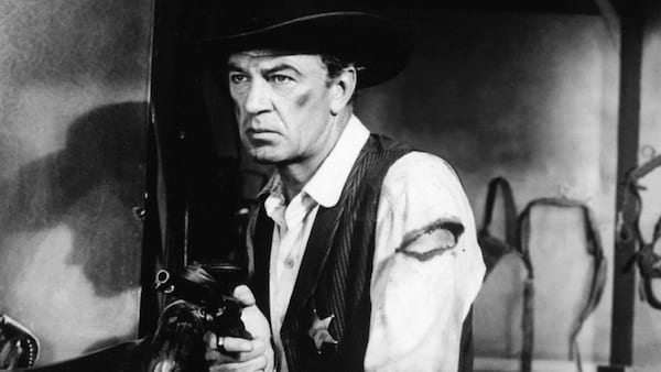movies, celebs, High Noon, 1952, Gary Cooper